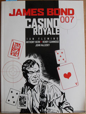 Image for James Bond 007: Casino Royal (Graphic Novel)
