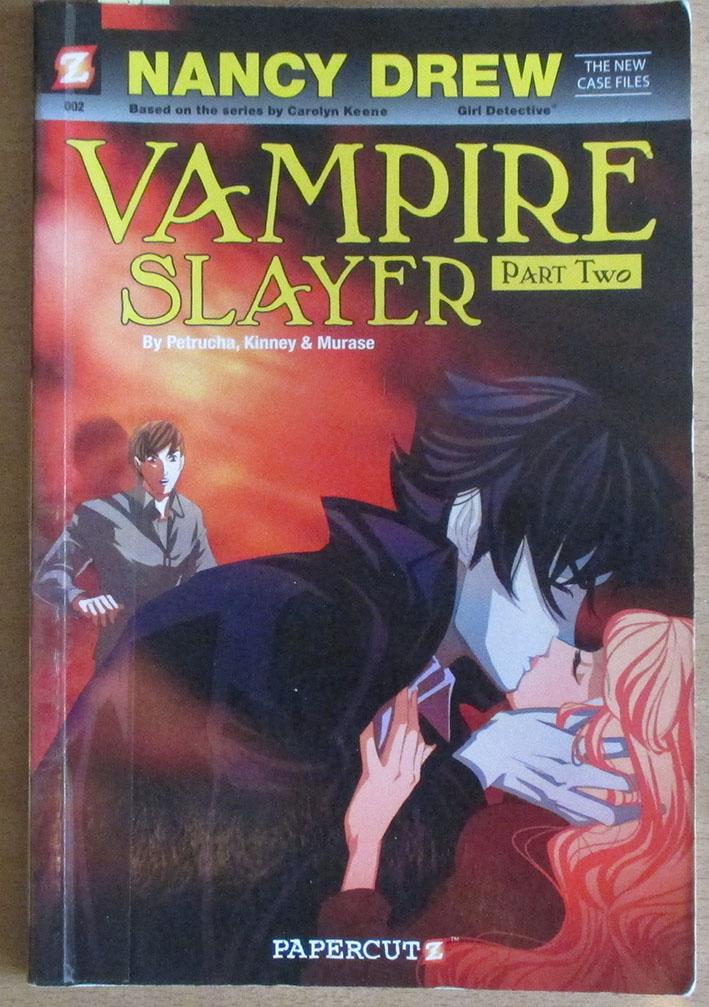 Image for Nancy Drew Vampire Slayer: The New Case Files (#2)