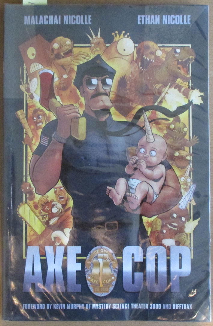 Image for Axe Cop (Volume 1)