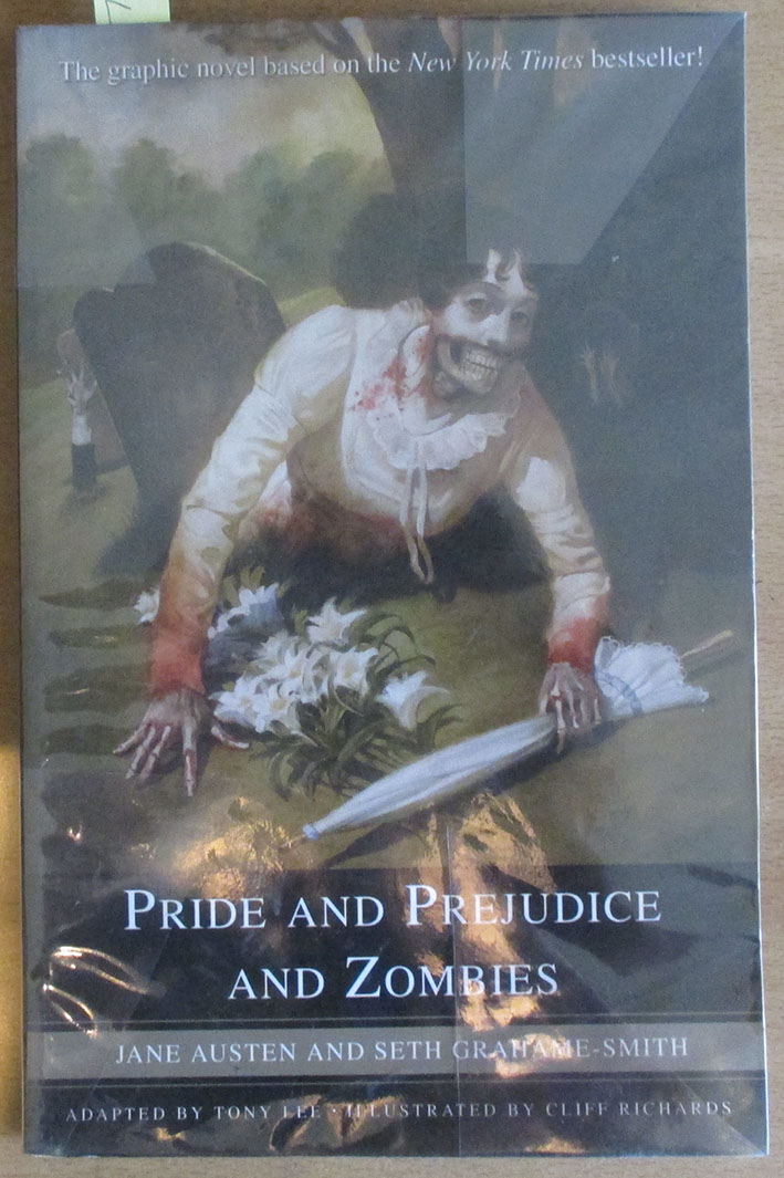 Image for Pride and Prejudice and Zombies