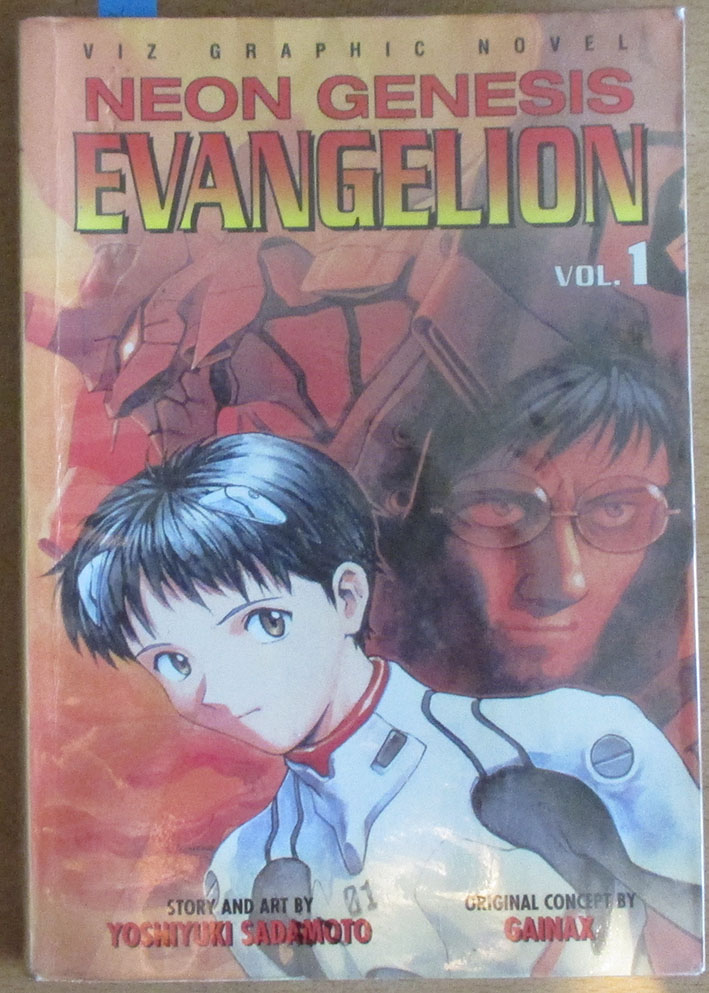 Image for Neon Genesis Evangelion (Volume 1)