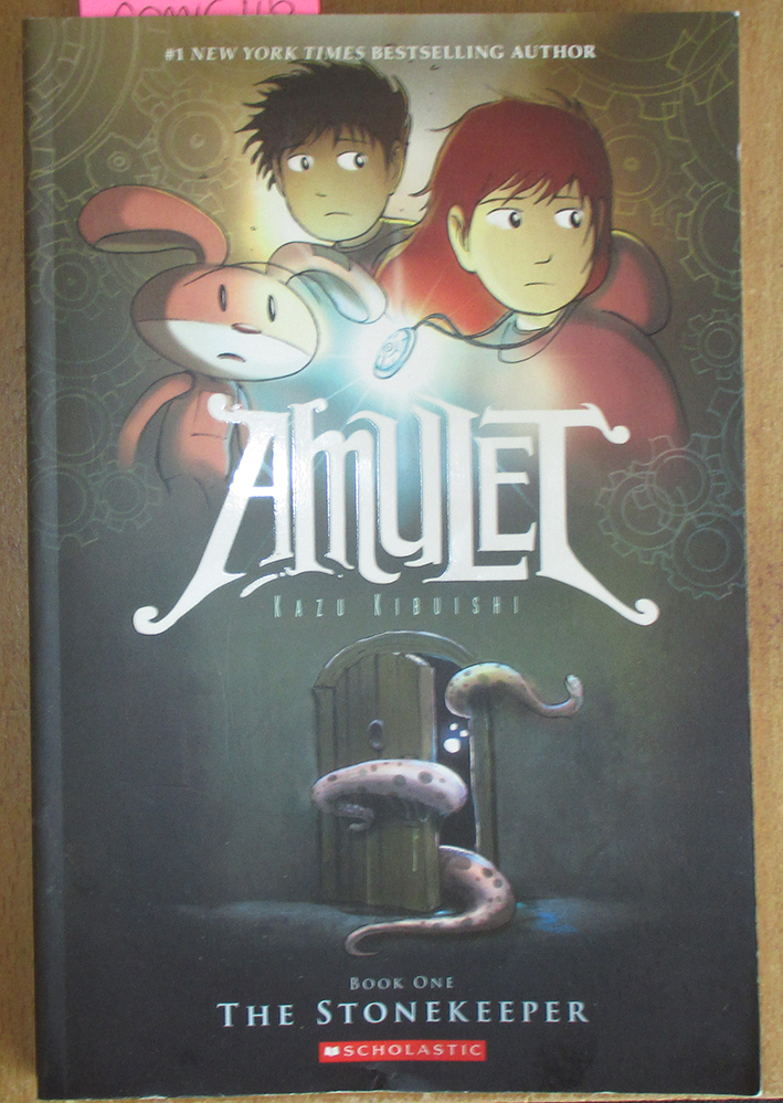 Image for Stonekeeper, The: Amulet #1