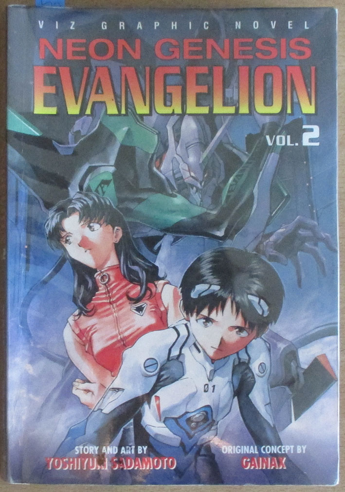 Image for Neon Genesis Evangelion (Volume 2)