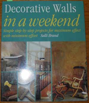 Image for Decorative Walls in a Weekend