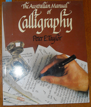 Image for Australian Manual of Calligraphy, The