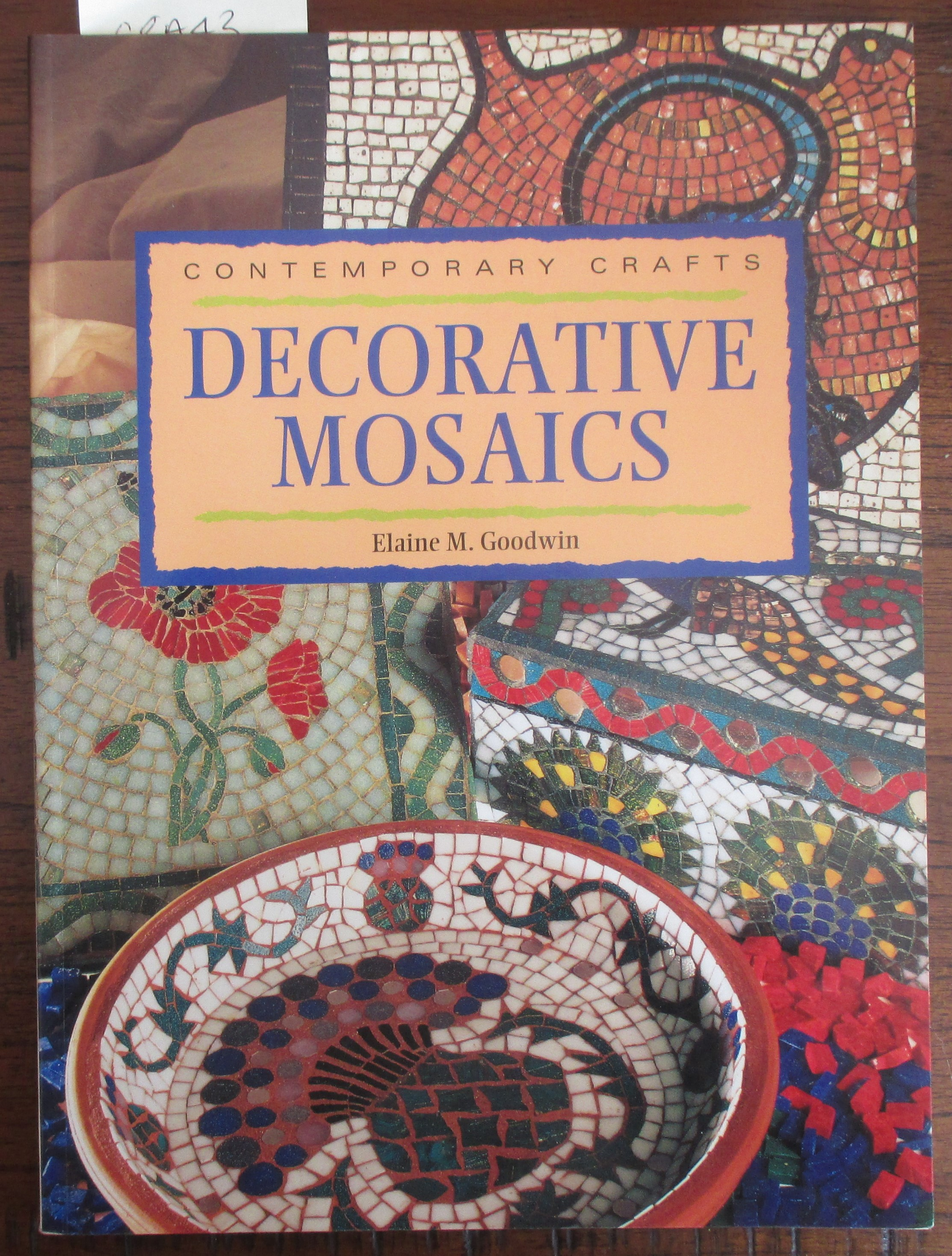Image for Decorative Mosaics (Contemporary Crafts)