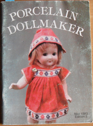 Image for Porcelain Dollmaker: The Australian Dollmakers Magazine (May 1983, Volume 2, No 1)