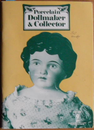 Image for Porcelain Dollmaker & Collector: The Australian Doll Magazine (1985, Edition 9)