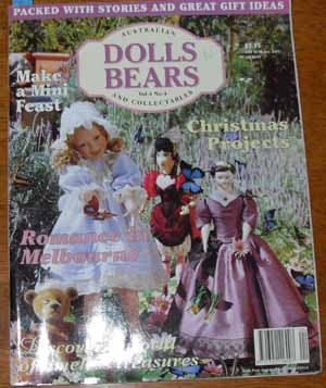 Image for Australian Dolls, Bears and Collectables Vol 5 No 1