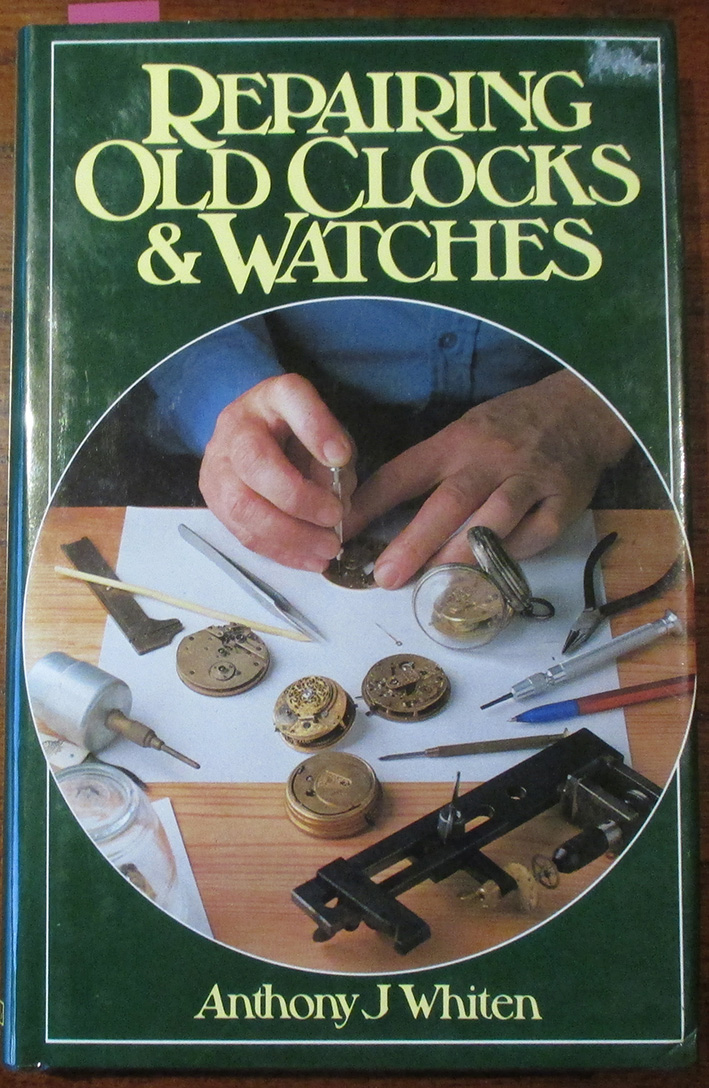 Image for Repairing Old Clocks & Watches