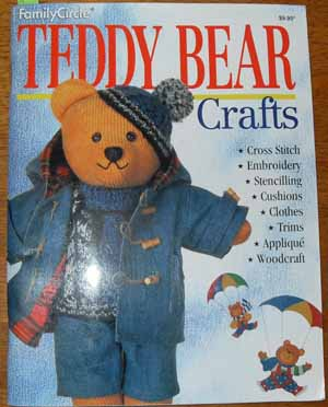 Image for Teddy Bear Crafts
