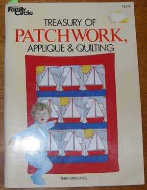 Image for Treasury of Patchwork, Applique and Quilting