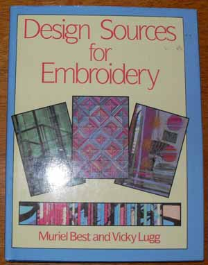 Image for Design Sources for Embroidery