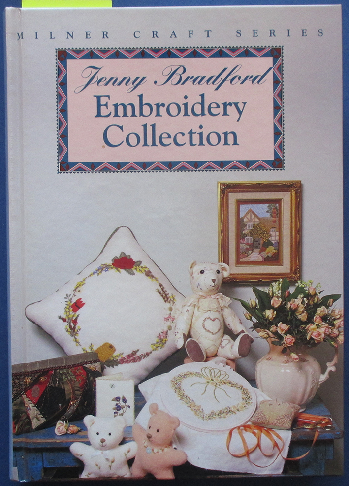 Image for Jenny Bradford Embroidery Collection (Milner Craft Series)