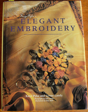 Image for Kaye Pyke's Elegant Embroidery