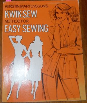 Image for Kwik Sew Method for Easy Sewing