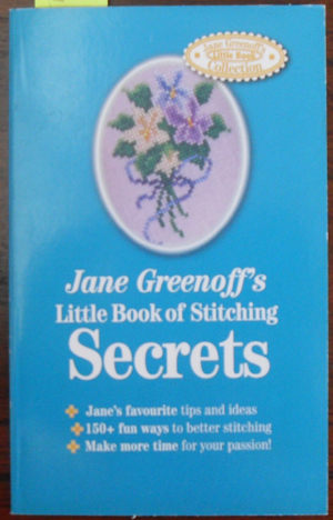 Image for Jane Greenoff's Little Book of Stitching Secrets (Volume 3)