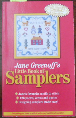 Image for Jane Greenoff's Little Book of Samplers (Volume 1)