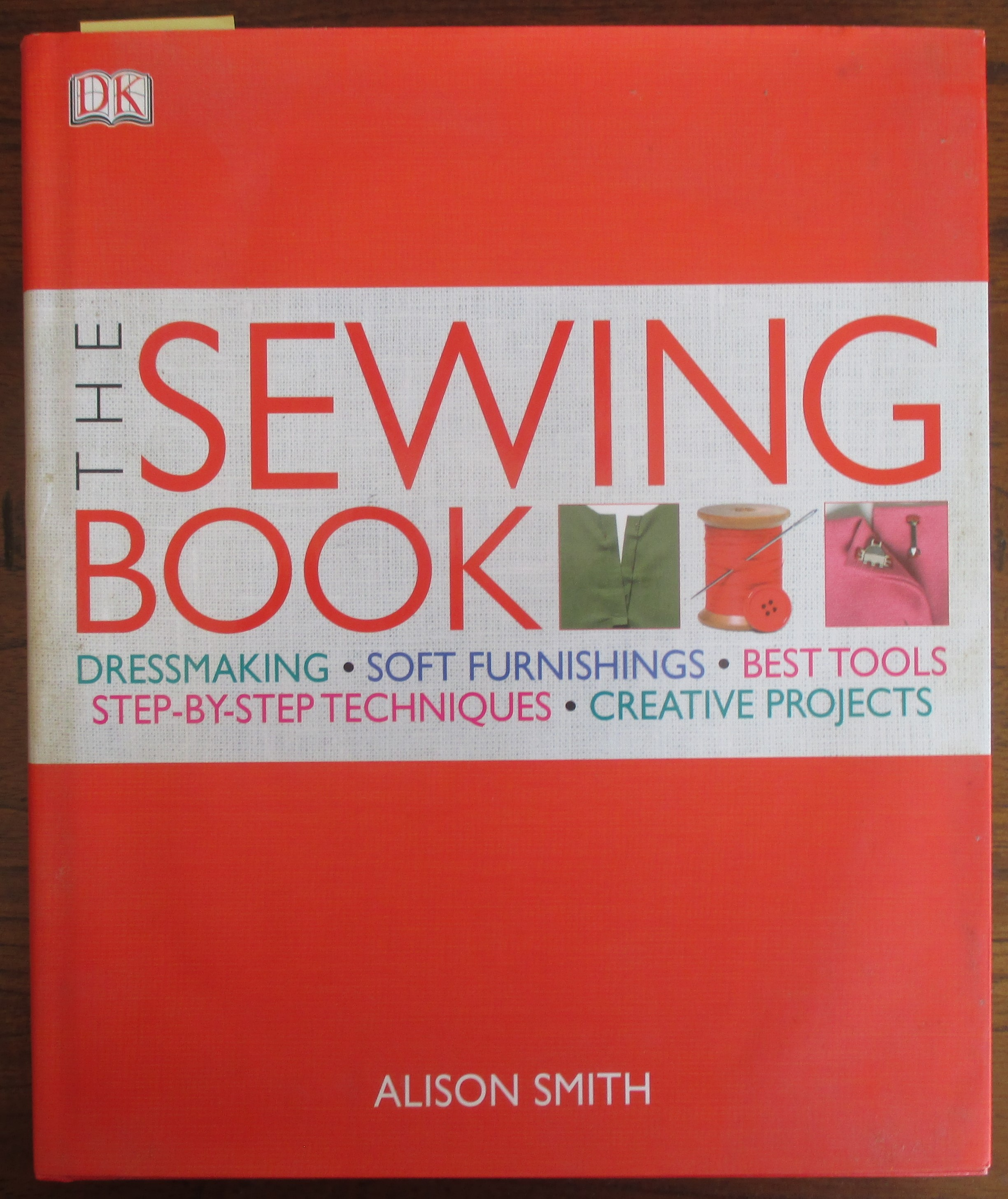 Image for Sewing Book, The