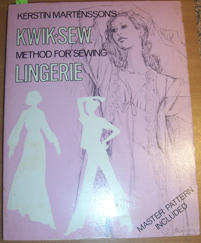 Image for Kwik Sew Method for Sewing Lingerie