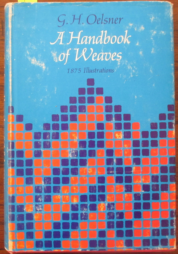 Image for Handbook of Weaves, A