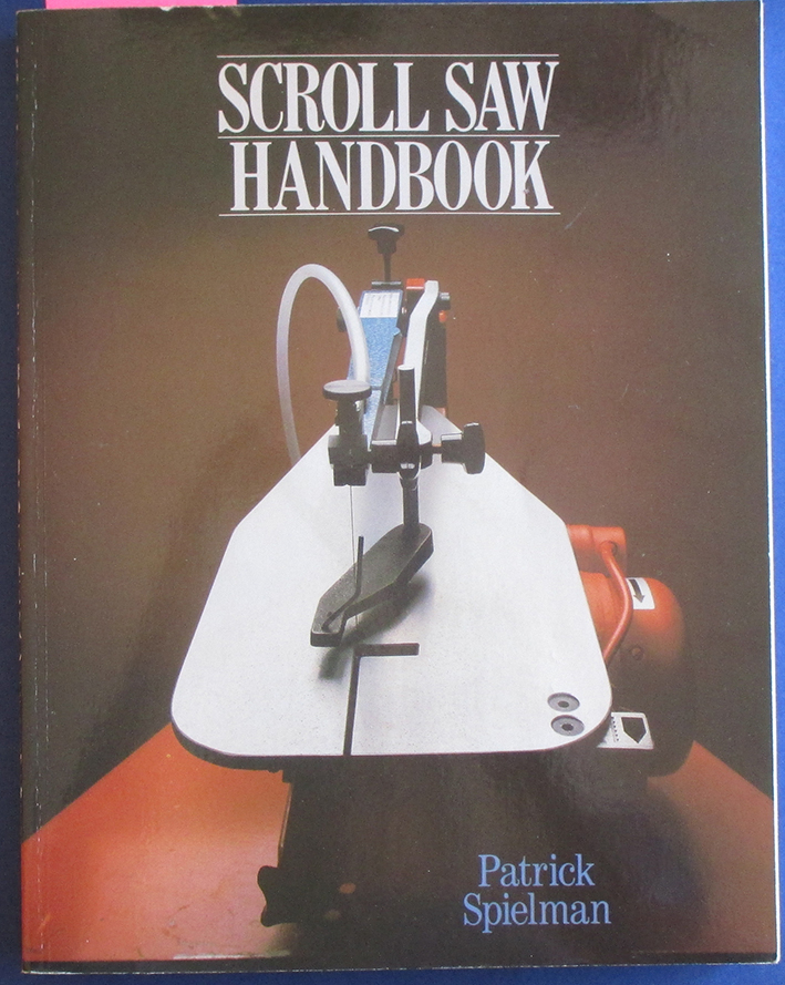 Image for Scroll Saw Handbook