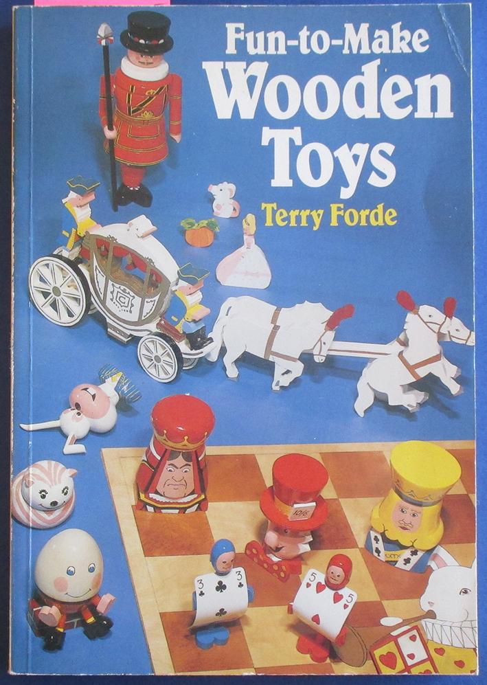 Image for Fun-to-Make Wooden Toys