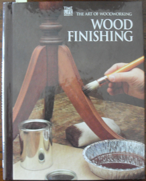 Image for Wood Finishing: The Art of Woodworking