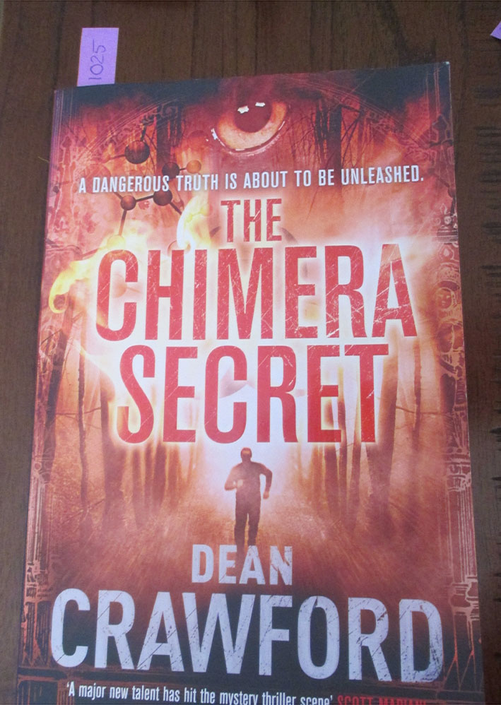 Image for Chimera Secret, The