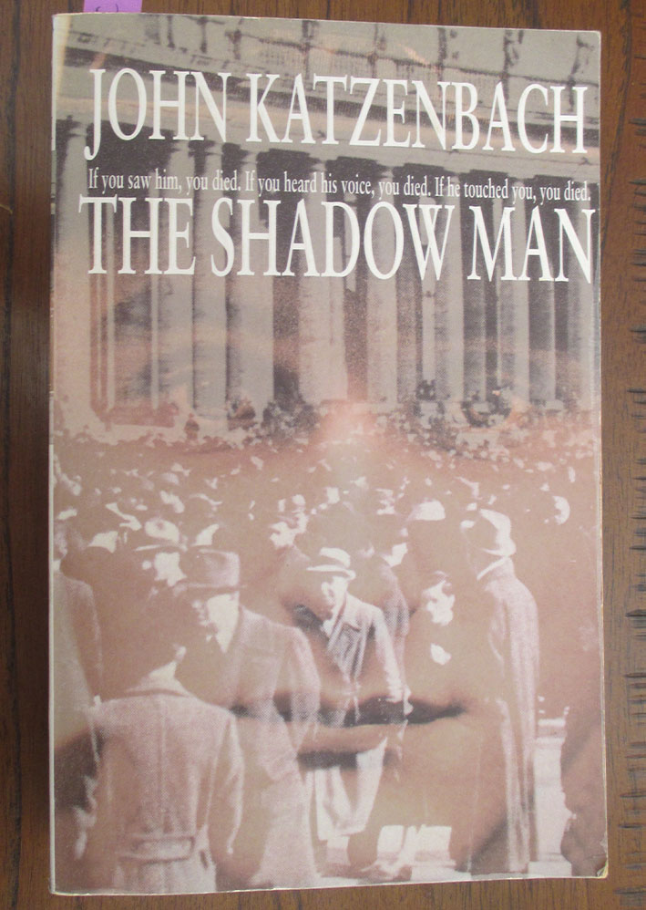 Image for Shadow Man, The