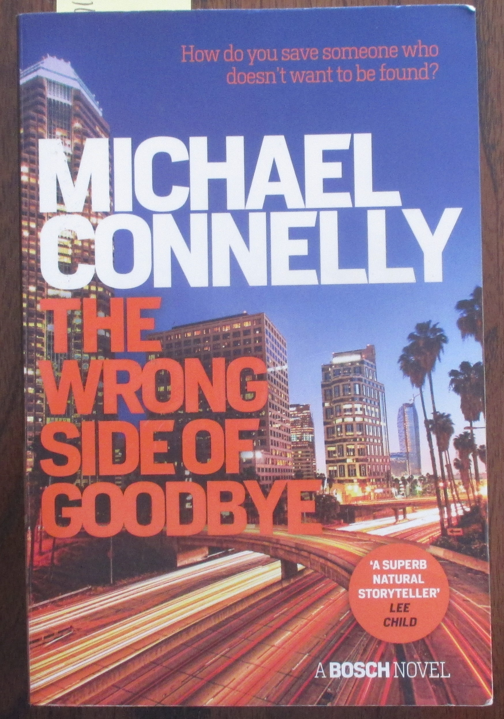 Image for Wrong Side of Goodbye, The