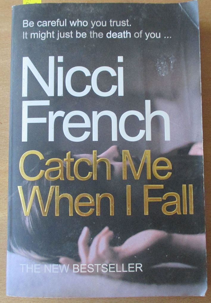 Image for Catch Me When I Fall