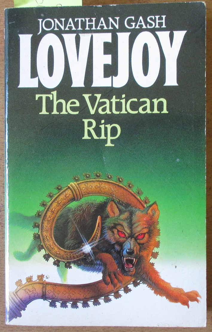 Image for Vatican Rip, The: Lovejoy