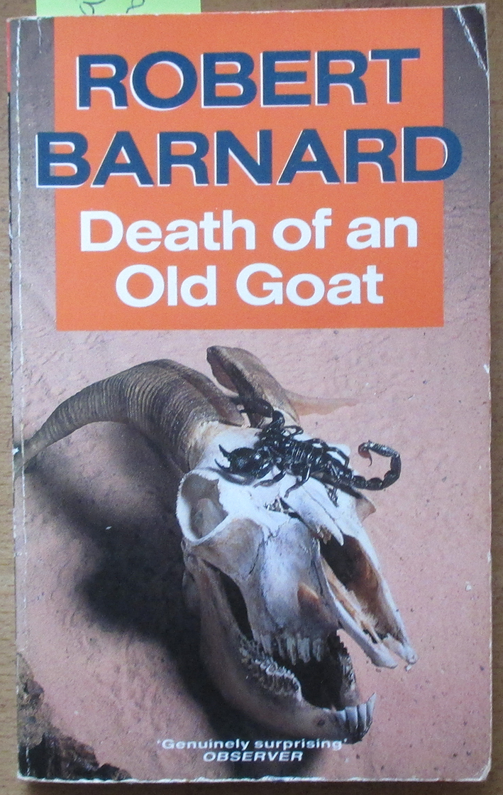 Image for Death of an Old Goat