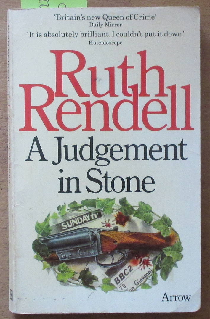 Image for Judgement in Stone, A