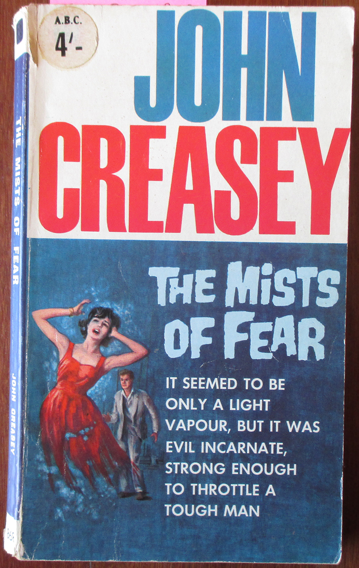 Image for Mists of Fear, The
