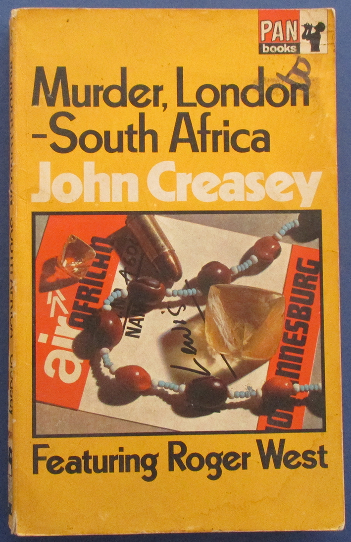 Image for Murder London - South Africa