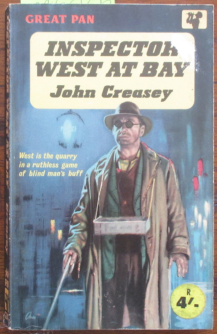Image for Inspector West at Bay