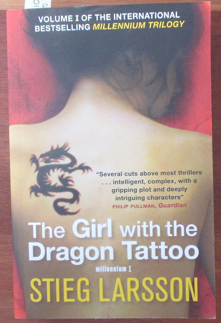Image for Girl With the Dragon Tattoo, The: The Millennium Trilogy (#1)