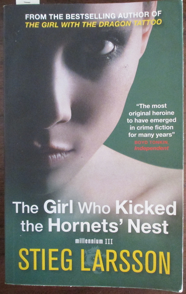 Image for Girl Who Kicked the Hornets' Nest, The: The Millennium Trilogy (#3)