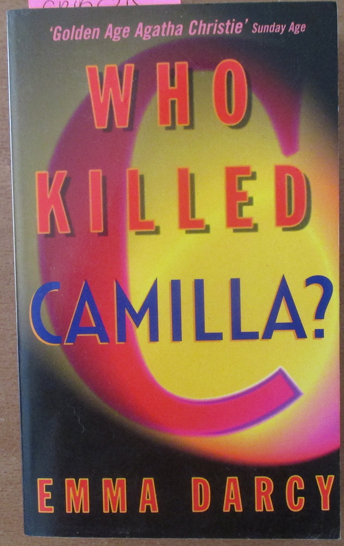 Image for Who Killed Camilla?