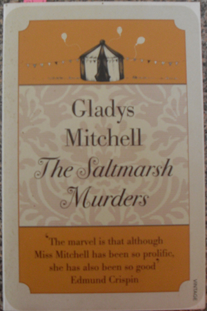 Image for Saltmarsh Murders, The