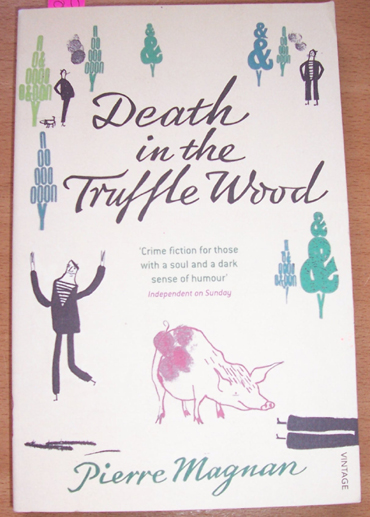 Image for Death in the Truffle Wood