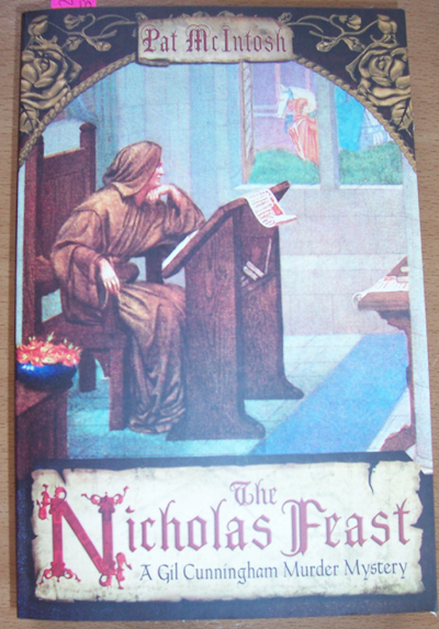 Image for Nicholas Feast, The (A Gil Cunningham Murder Mystery)