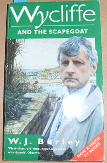 Image for Wycliffe and the Scapegoat
