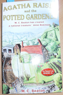 Image for Agatha Raisin and the Potted Gardener