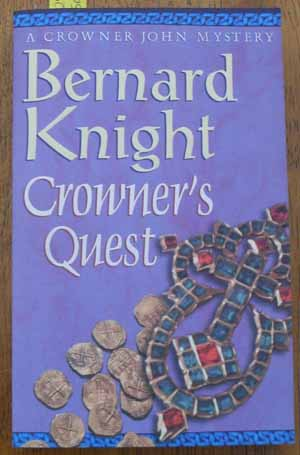 Image for Crowner's Quest (A Crowner John Mystery)