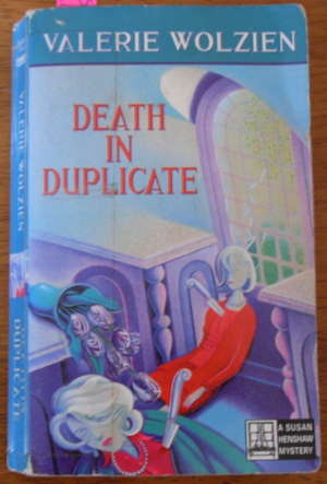 Image for Death in Duplicate
