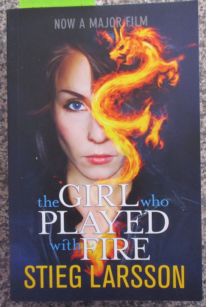 Image for Girl Who Played With Fire, The