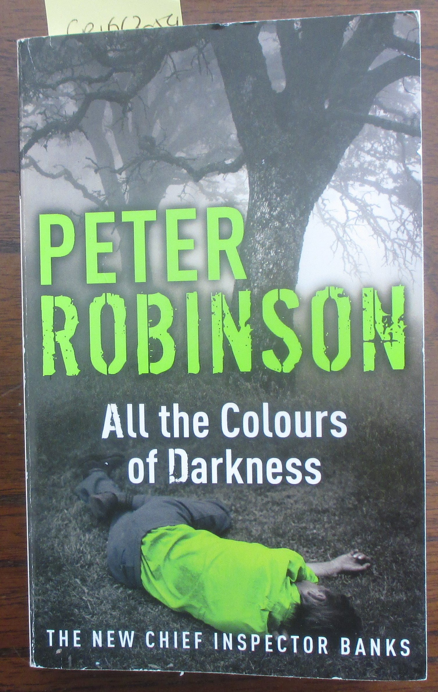 Image for All the Colours of Darkness